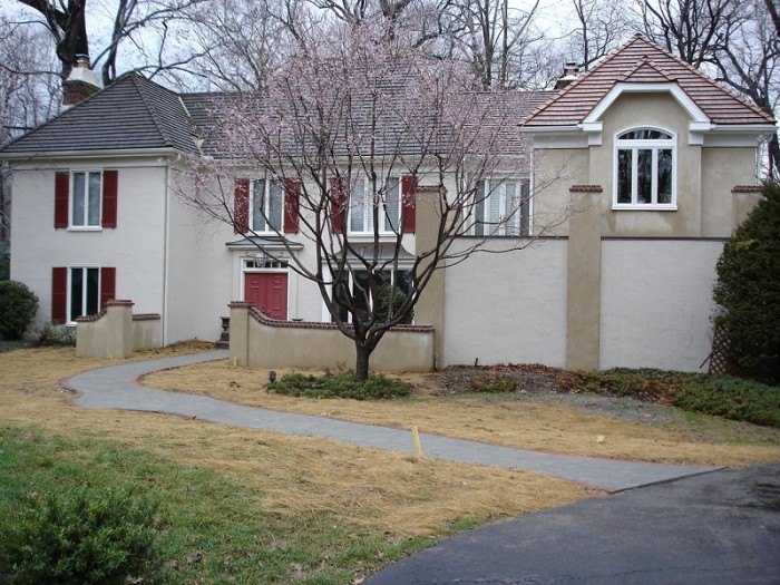 Landscaping Ideas - Radnor - Before