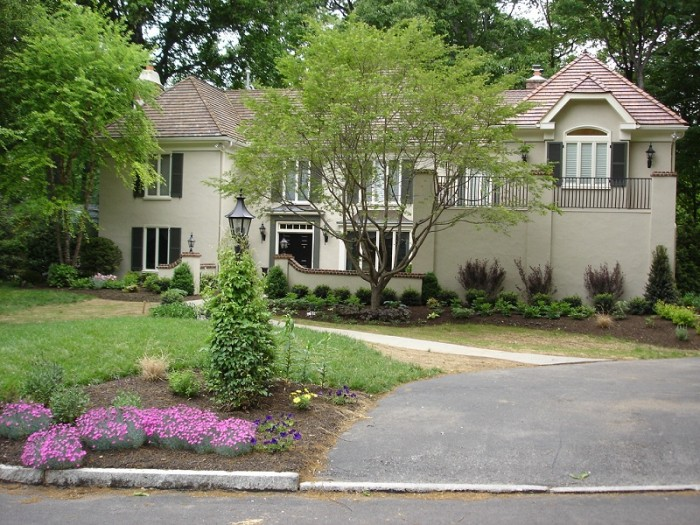 Landscaping Ideas - Radnor - After